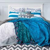 《Zara Home》2011春夏床上用品Ethnic系列Lookbook