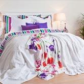 《Zara Home》2011春夏床上用品White系列Lookbook