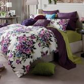 《KAS》2011春夏床上用品花卉系列Lookbook