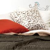 《Hermes》2011春夏简约系列床上用品Lookbook