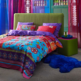 《Essenza》2011春夏民族风格床上用品系列Lookbook