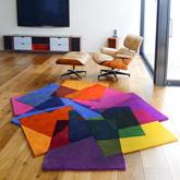 《Sonya》2011-2012秋冬地毯系列家居用品Lookbook