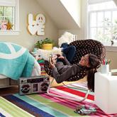 《PBteen》2011-2012秋冬地毯系列家居用品Lookbook