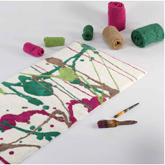 《Abyss&Habidecor》2011春夏地毯系列家居用品Lookbook