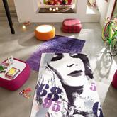 《Esprit  Home》2011-2012秋冬地毯系列Lookbook