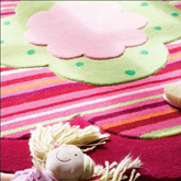 《Esprit  Home》2011春夏KID地毯系列家居用品Lookbook