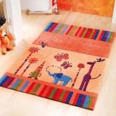 《4kidzz》2011-2012秋冬地毯系列家居用品Lookbook