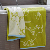 《Harlequin》2011Kid Towel系列家居用品Lookbook