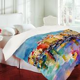 《Ginette Fine Art》2011秋冬系列床上用品Lookbook