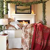 《Pottery Barn》2011秋冬系列床上用品Lookbook