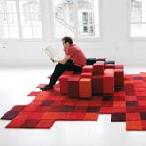 《Nani Marquina》2011秋冬Do-Lo-Rez系列地毯家居用品Lookbook