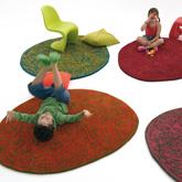 《Nani Marquina》2011秋冬Bichos y Flores系列地毯家居用品Lookbook