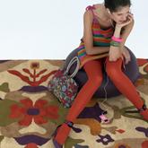 《Nani Marquina》2011秋冬Victoria系列地毯家居用品Lookbook