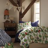 《Garnet Hill》2012春夏床上用品系列Lookbook