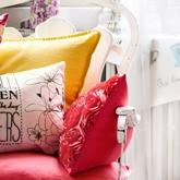 《H&M 》2013春夏家居用品靠垫系列Lookbook