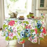 《Linvosges》2013春夏家居用品桌布系列Lookbook