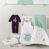 《Vertbaudet》2013春夏床上用品睡袋系列Lookbook