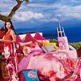 《 Luolai 罗莱》2013秋冬床上用品系列Lookbook