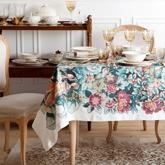 《Zara Home》2013秋冬家居用品桌布系列Lookbook