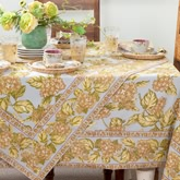 《April Cornell 》2013秋冬家居用品桌布系列Lookbook