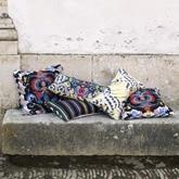 《Christian Lacroix》2013秋冬家居用品靠垫系列Lookbook