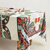 《Anthropologie》2013秋冬家居用品桌布系列Lookbook