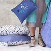 《Gudrun Sjoden》2013秋冬家居用品靠垫系列Lookbook