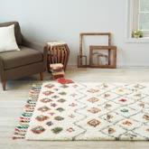 《West Elm 》2014春夏地毯系列Lookbook