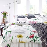 《Ellos Home》2014年春夏床上用品系列Lookbook
