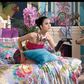 《Fuanna》2014春夏富安娜家居用品系列Lookbook