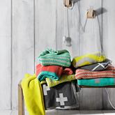 《Aura》2014秋冬家居用品毛巾系列Lookbook