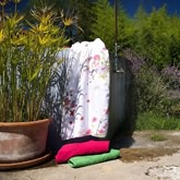 《Christian Fischbacher》2015春夏家居用品毛巾系列Lookbook