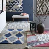 《West Elm》2015春夏家居用品地毯系列Lookbook