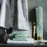 《H&M Home》2015春夏家居用品毛巾系列Lookbook