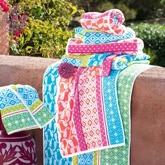 《Francoise Saget》2015春夏家居用品毛巾系列Lookbook