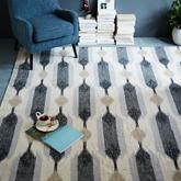 《West Elm》2015秋冬家居用品地毯系列Lookbook