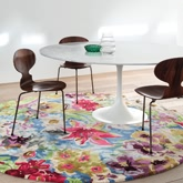 《Ligne Pure》2014秋冬家居用品地毯系列Lookbook