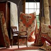 《Pottery Barn》2015秋冬地毯系列Lookbook