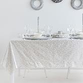 《Zara Home》2016秋冬家居用品桌布圣诞节系列Lookbook
