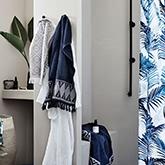 《H&M Home》2017春夏家居用品毛巾系列Lookbook