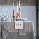 《Carreblanc》2016秋冬家居用品桌布系列Lookbook