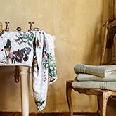 《Christian Fischbacher》2017春夏家居用品毛巾系列Lookbook