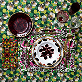 《La DoubleJ》2017春夏陶瓷系列Lookbook