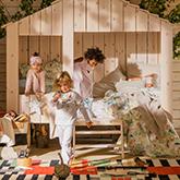 《Zara Kids》2017秋冬家居用品系列Lookbook