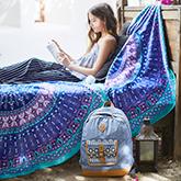 《PBteen》2018春夏家居用品毛巾系列Lookbook