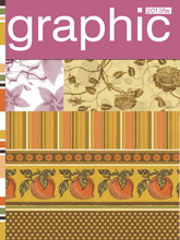 《Graphic》2012-2013秋冬欧美面料图案色彩趋势手稿