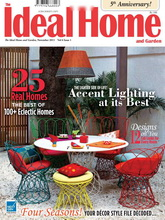 《The Ideal Home and Garden》印度版时尚家居杂志2011年11月号
