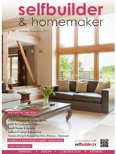 《Selfbuilder&Homemaker》英国设计杂志2011年10-11月号