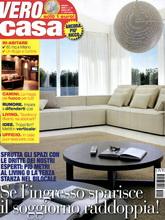 《VERO casa》意大利潮流家居装修装饰设计杂志2011年10月号