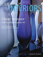 《Canadian Interiors》加拿大版时尚家居杂志2011年11-12月号